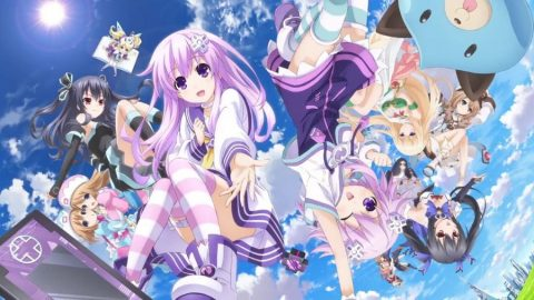 Hyperdimension Neptunia: The Animation  (Episode 12) (720p|170MB)