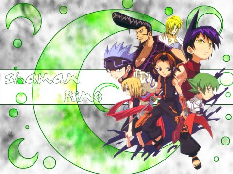 Shaman King (Dubed) (Complete Batch) (480p|100MB)