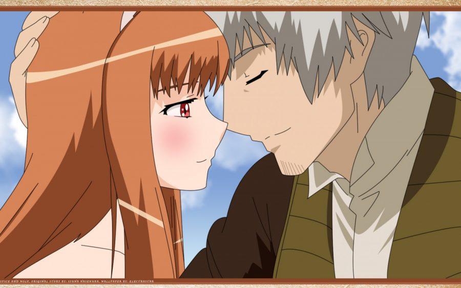 Kết quả hình ảnh cho Ookami to Koushinryou ss2 anime