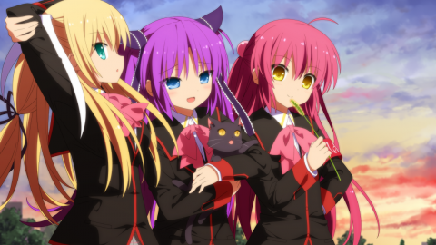 Little Busters!: EX (Complete Batch)
