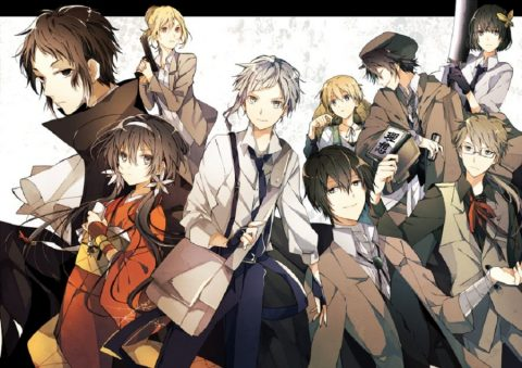 Bungou Stray Dogs (Season 2)