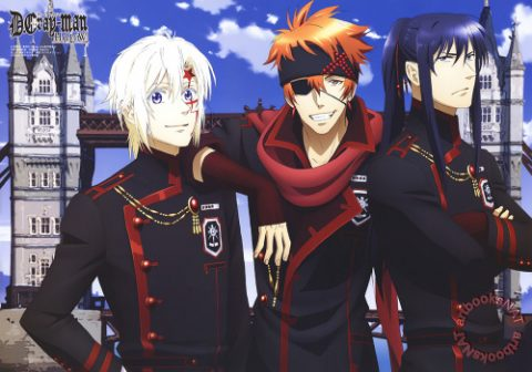 D.Gray-man Hallow (Episode 4)