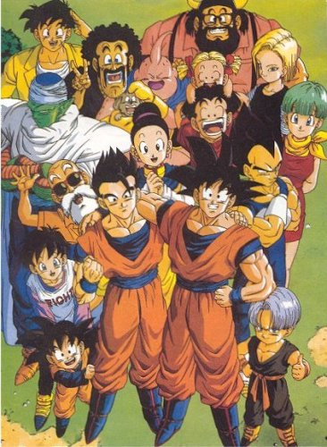 Download Dragon Ball Z Complete Anime