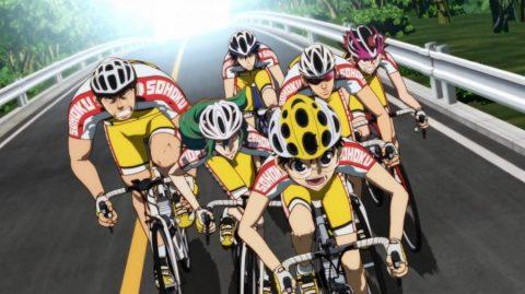 Yowamushi Pedal: New Generation (Episode 2)