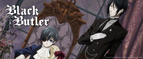 Black Butler (Kuroshitsuji) (Complete)