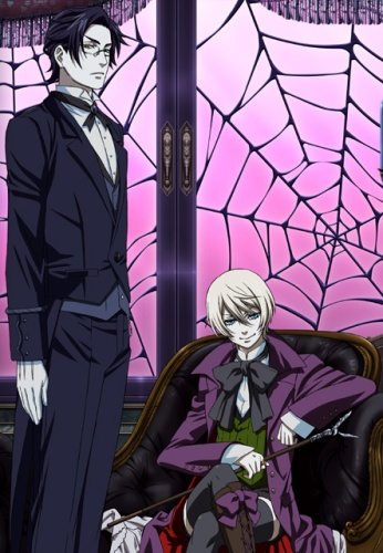Download Kuroshitsuji II (Black Butler Season 2) Anime
