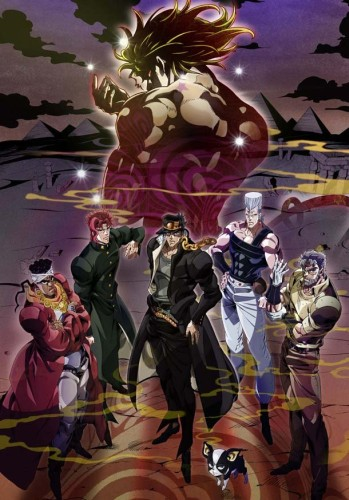 Download JoJo no Kimyou na Bouken: Stardust Crusaders (2015) (main) Anime