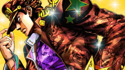 JoJo`s Bizarre Adventure: Stardust Crusaders (2015)