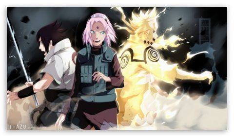 Naruto Shippuuden (Latest Ep-499)