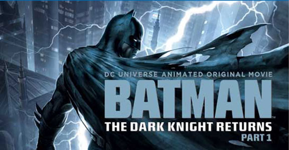 Download Batman The Dark Knight Returns (2012) Animated Cartoon
