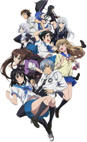 Download Strike the Blood II (main) Anime