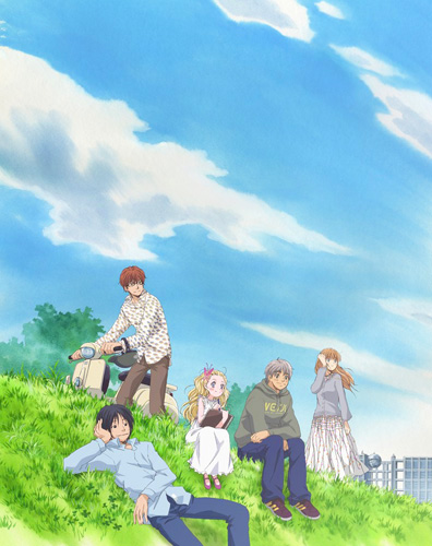 Download Hachimitsu to Clover (main) Anime