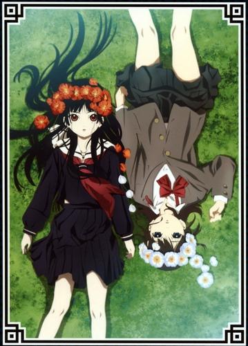 Download Jigoku Shoujo Mitsuganae (main) Anime