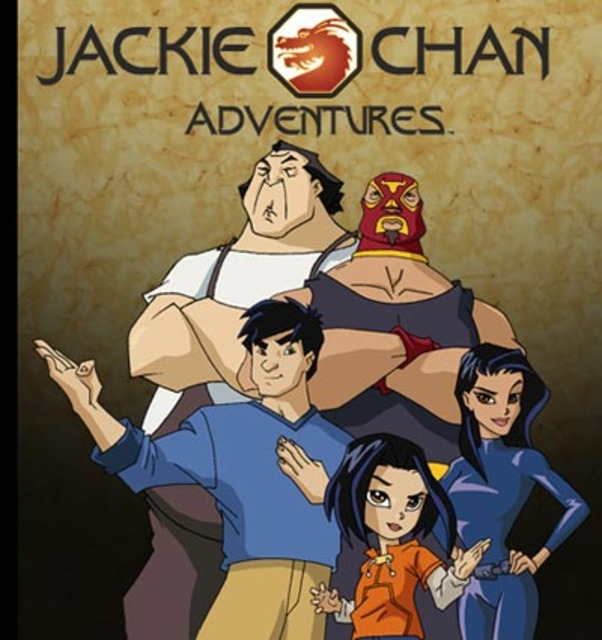 Download Jackie Chan Adventures Cartoon (English Dubbed)