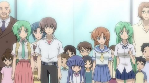 Download Higurashi no Naku Koro ni Kai Complete Encoded Anime